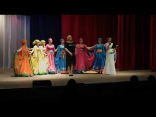 Концерт ко дню энергетика(поёт Алеся Иванова и танцевальный коллектив
