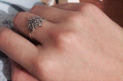 Никто не находил это кольцо сегодня? Если кто-то нашёл, отзовись Анони