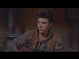Рио Браво Rio Bravo (1958) Дин Мартин и Рикки Нельсон - My Rifle, My Pony, and Me