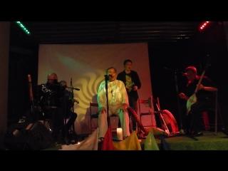 Ноябрь 2015, Шаманский концерт Ооржак (отец и сын) и Тюрген Кам (6)