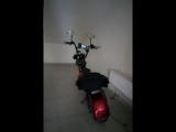 good people of Stavropol let me recharge my e-scooter so I could return home