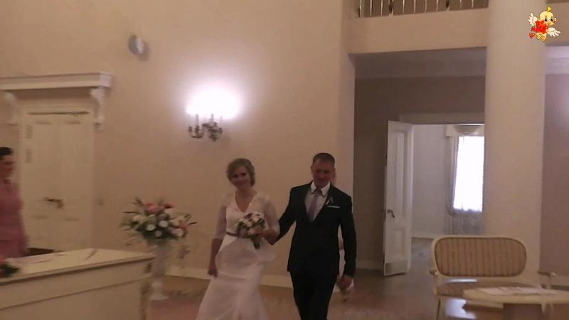 Свадьба Славы и Кати 3 июня 2016