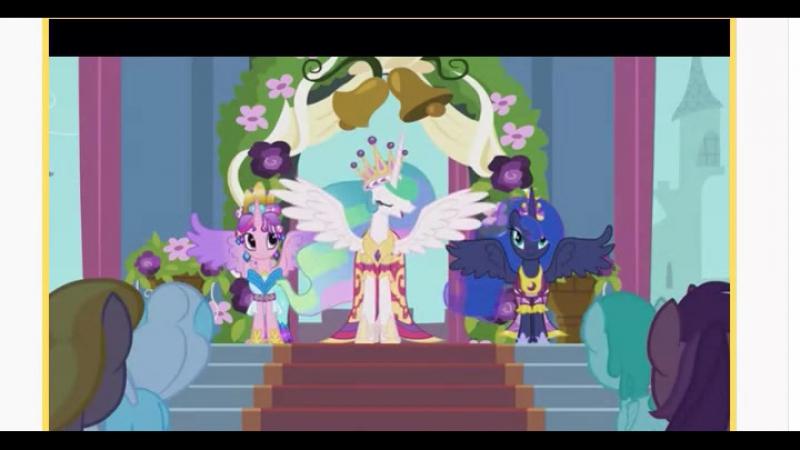 Мой маленький пони: Дружба это чудо 3 сезон 13 серия ( Карусель )