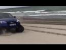 На гусянках Audi S1