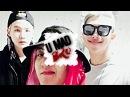 BTS x Suga J-hope Rap Monster   Min Yoongi Jung Hoseok Kim Namjoon   Vine