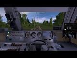 Trainz 12 Тихоново - Обменная на ЭД4М-0141.