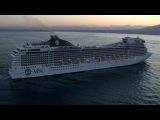 Летние круизы 2017 с MSC Cruises