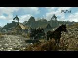 Сравнение графики Skyrim на PS3 и Skyrim Special Edition на PS4