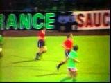SAINT ETIENNE - MANCHESTER U 1977