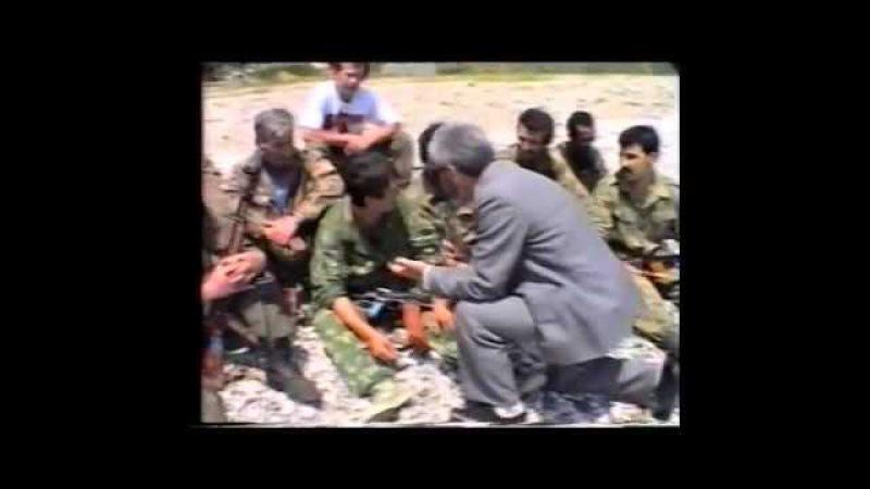 Группа Муаеда Шорова. Абхазия 1992-1993