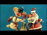 Новогодняя песенка Деда Мороза (Александр Татарский) 1983 г., МультфильмДетский