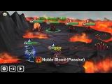 Summoners war: update v 3.1.3 . Laika test ( fire dragon knight )