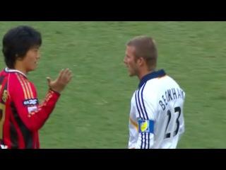 Вспомним прекрасный матч ( FC Seoul vs LA Galaxy ) 2008.03.01  Когда Дэвид Бекхэм выступал за Лос-Анджелес Гэлакси и в Сеуле игр