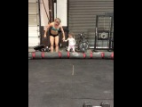 Instagram post by The CrossFit Games • May 24, 2017 at 12:26pm UTC