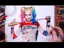 Suicide Squad : Harley Quinn (Margot Robbie) | drawholic