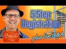 🔴 LIVE HANGOUT: The Five LEVELS to Voice Registration | DrDan 🎤