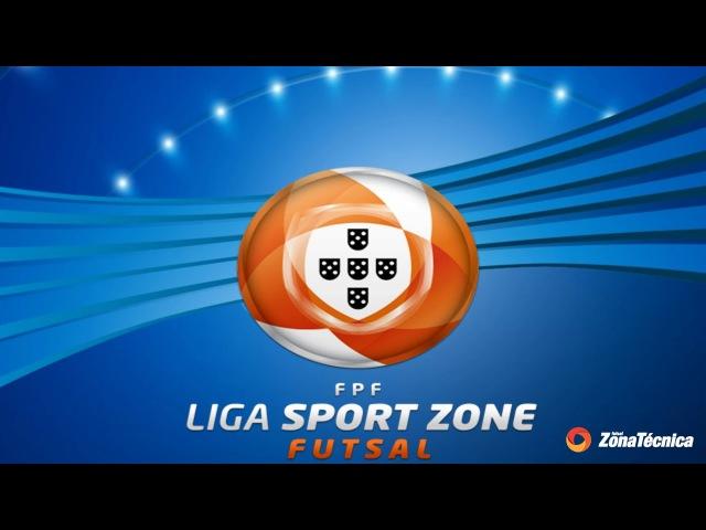 Os melhores Golos dos Quartos de Final do Play-Off | jogo 1 | Liga SportZone | 16/17