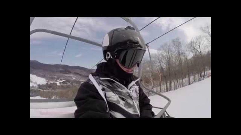 2018 Nordica Navigator 90 Ski Review