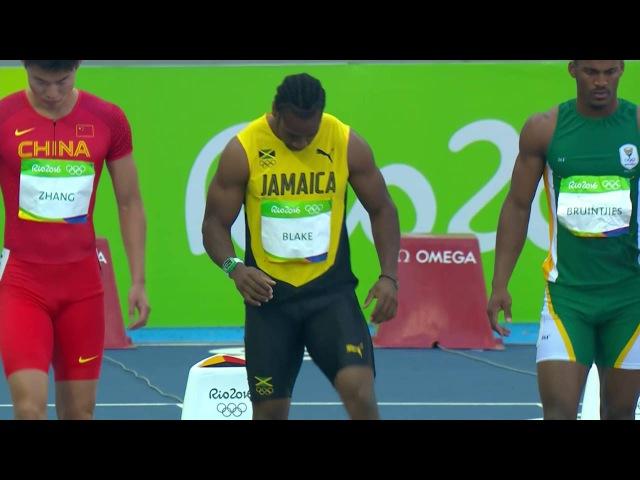Highlights |Athletics |Rio 2016 |SABC