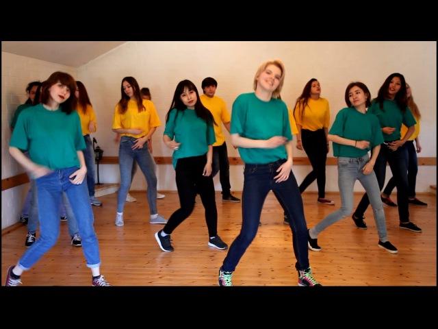 Ренессанс-Париш (Renessance - You'll Win) Dance:L.I.O.L.I Ent