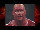 Kane Douses Stone Cold Steve Austin in Fake Blood! 62298