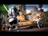 Поиграл в Star Wars Battlefront II - с моментами Battlefield 1, но по-своему. Эксклюзивный геймплей