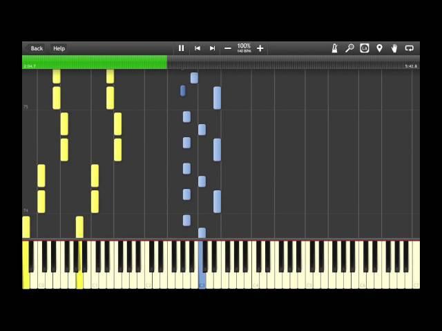Carly Comando - Everyday [synthesia]