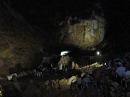 Концерт в Новоафонской пещере