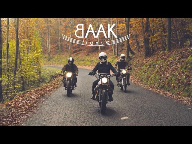 BAAK Motocyclettes - Artisan Créateur - Custom Motorcycles