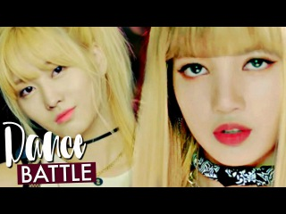 [DANCE BATTLE] Momo (Twice) VS. Lisa (Blackpink)