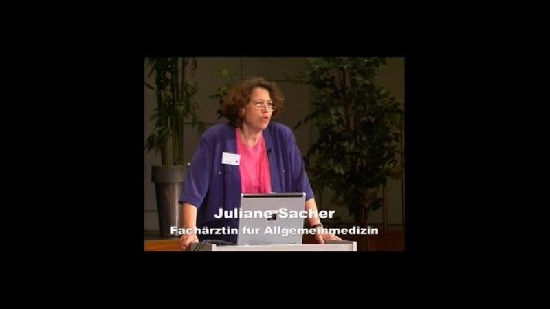 Fehldiagnose durch Labortest - Vortrag der Ärztin Juliane Sacher