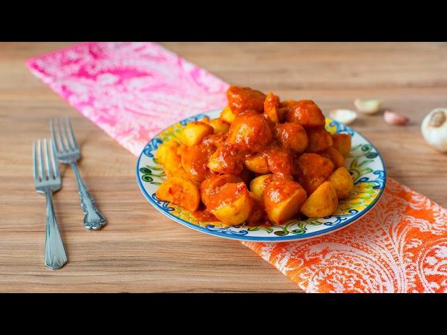 Штетха Батата Картофель по алжирски Все Рецепты