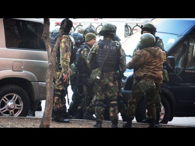 Ограбили тир и напали на ФСБ | НАСТОЯЩЕЕ ВРЕМЯ