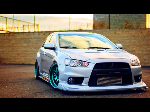 Ultimate Mitsubishi Lancer EVO Sound Compilation