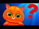 МУЛЬТФИЛЬМ - СТРАШНЫЙ СОН КИДА - КОТИК БУБУ 34 - ИДЕМ В ШКОЛУ видео для детей ПУРУМ ПУРУМЧАТА