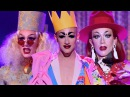 SASHA VELOUR- All Runway Looks