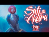 Sati Akura - Brave Shine FateStay Night Unlimited Blade Works 2 Opening 1 Russian Cover