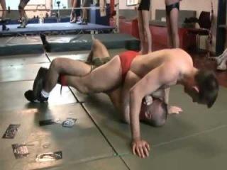 Wrestling the Monkey