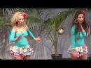 Красивый танец прекрасных девушек. На сеновале . YouTube