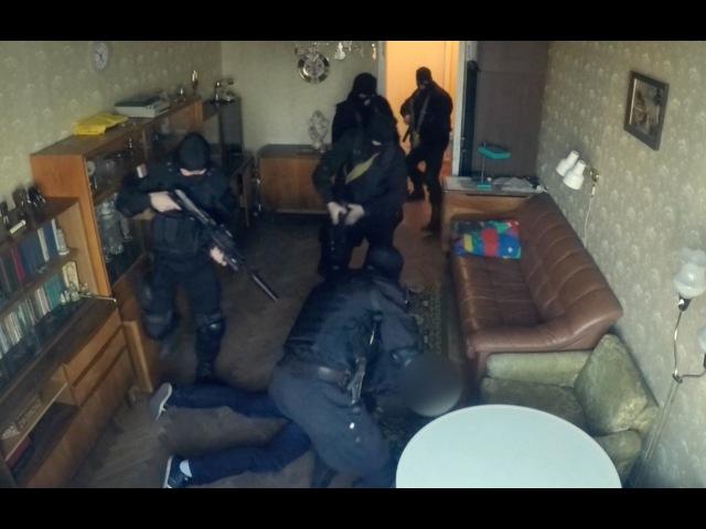 Жесткий Захват ОМОНа Пранк / Strict SWAT Occupation Prank