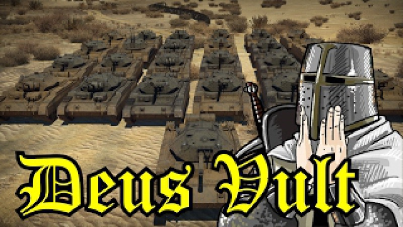 Deus Vult - The Crusade - WarThunder