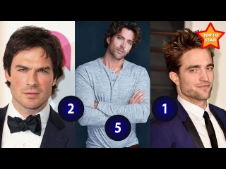 Top 10 Most Handsome Men in The World The perfect men 2016