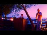Sax &amp Dj - Improvisation at sunset