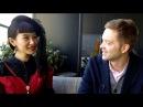 Свидание с лесбиянкой Японка Мана и откровенный разговор
