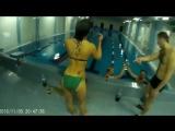 Бухло и стриптиз в бассейне школы №42 мкр. Юрьевец 05.11.16