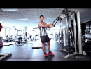 Steve Cook Back and Biceps Workout   Big Man on Campus