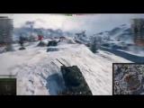 Хитрая точка прострела на Монастыре! Нагибаторские Позиции World Of Tanks #22