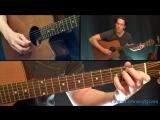 Fade To Black Guitar Lesson Pt.1 - Metallica - Intro _ Verse