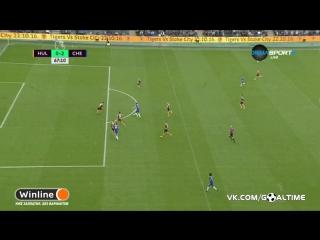 Халл - Челси 0:2. Диего Коста