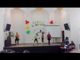 Танец светофор. Пдд 3.02.17